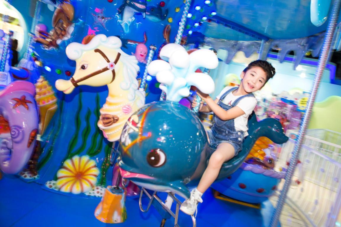 儿童海洋手工服装